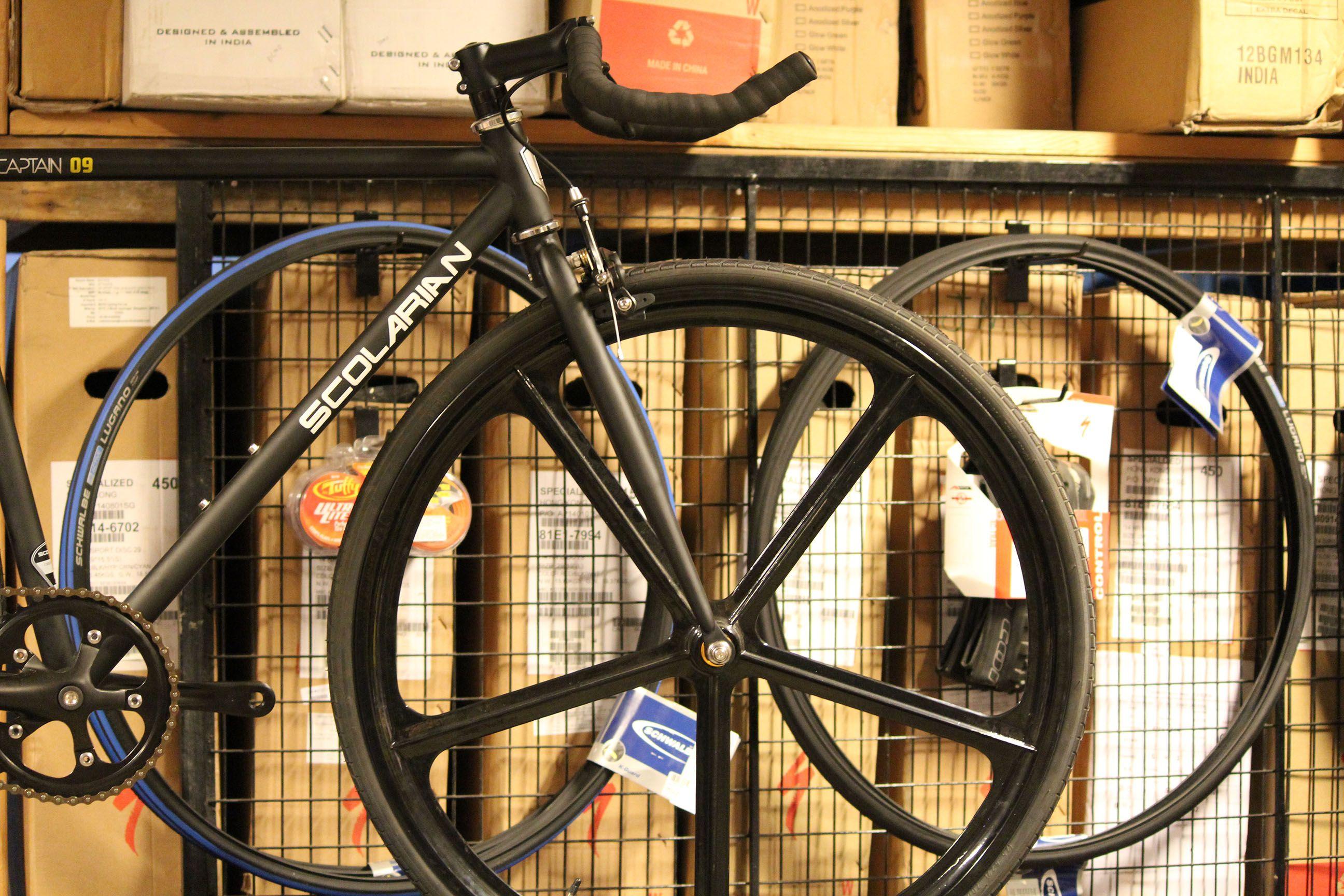 Hermit 05 Single Speed Bike