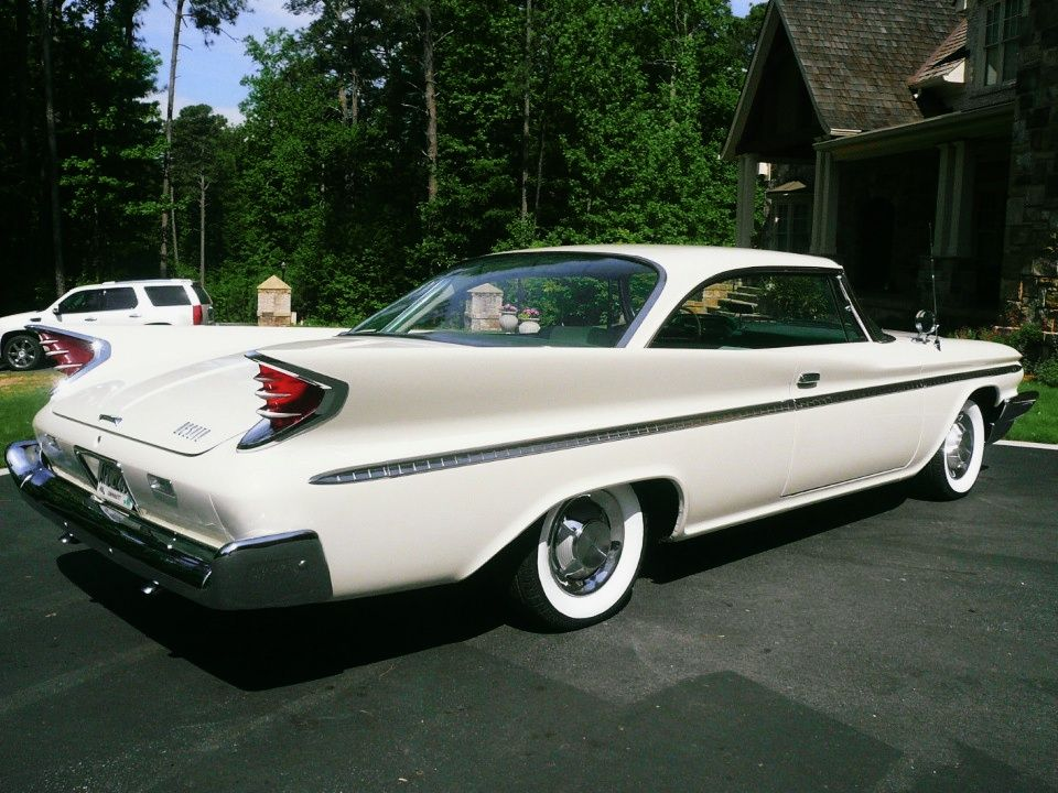 Do You Like The High Fins Cars From The Era That Still Had