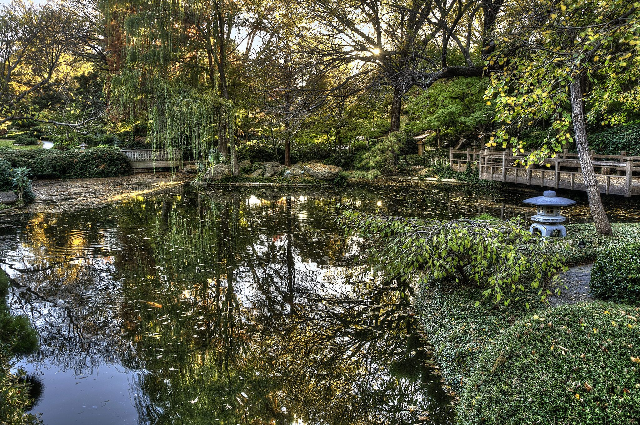 Fort Worth Japanese Garden