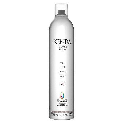 (Ad) Kenra Volume Spray Super Hold 25 Hairspray 10 oz (PACK OF 4)