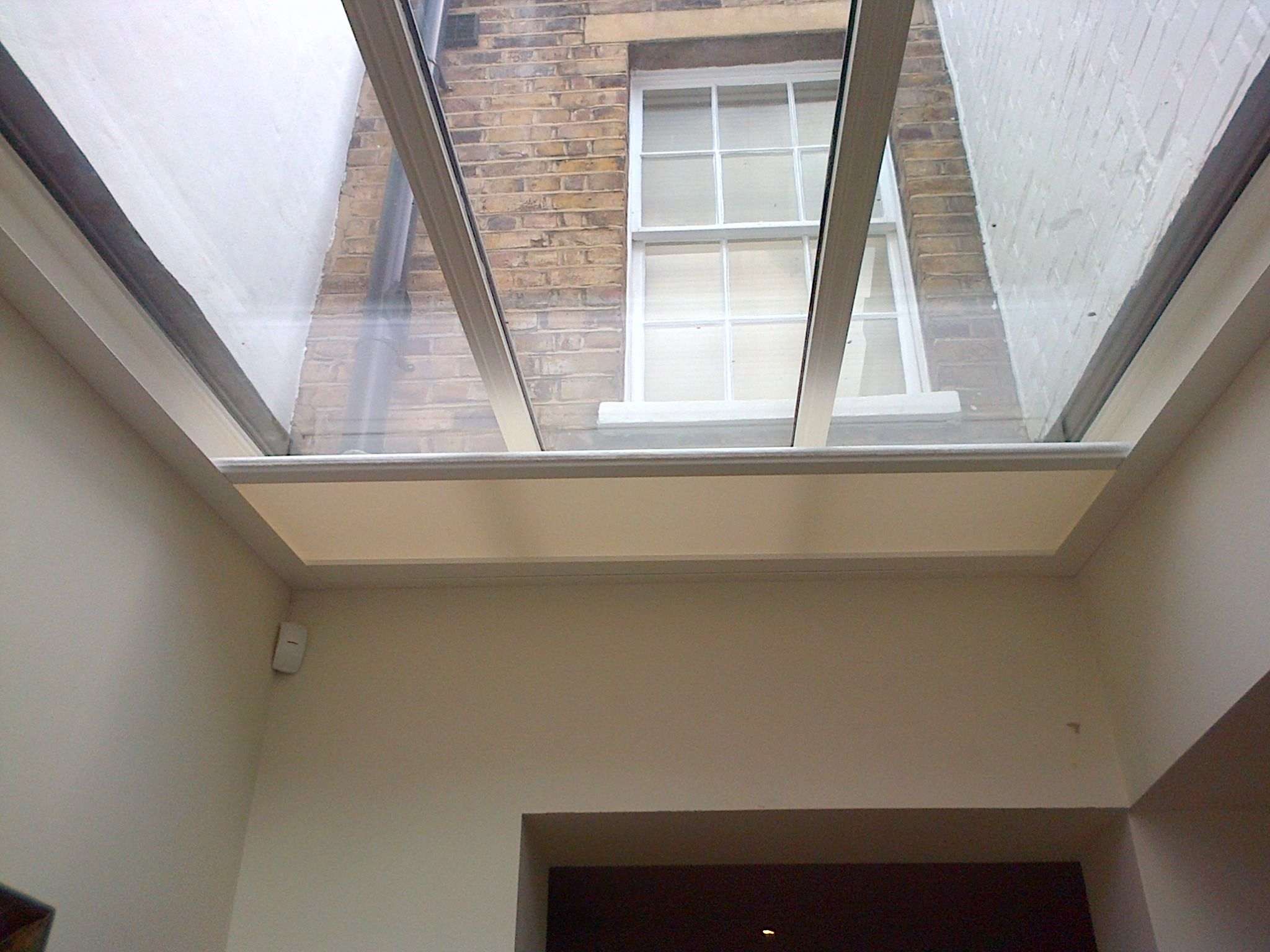 Electric Skylight Blind Electric Blinds For Roof