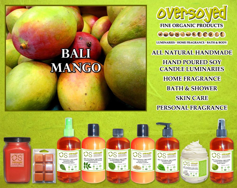 Bali Mango Compare To Bath Body Works Product Collection