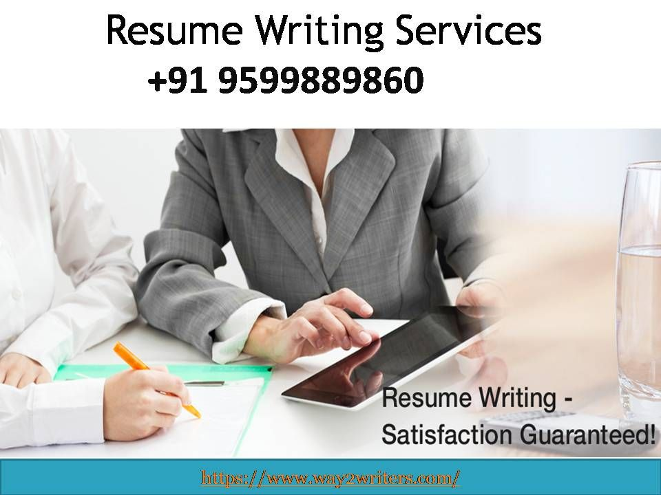 CV Writing services in India 09599889860?