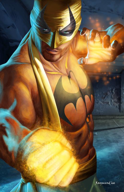Dragon By Raymundlee On Deviantart Iron Fist Marvel Iron Fist Marvel Comics Art