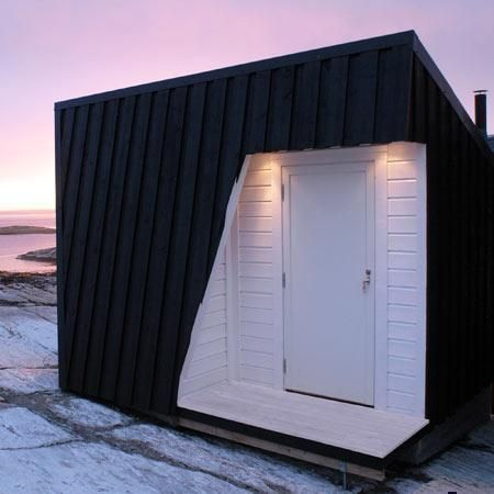 Minimalist Cabin vardehaugen cabin–minimalist cabin design for holiday | c a b i n