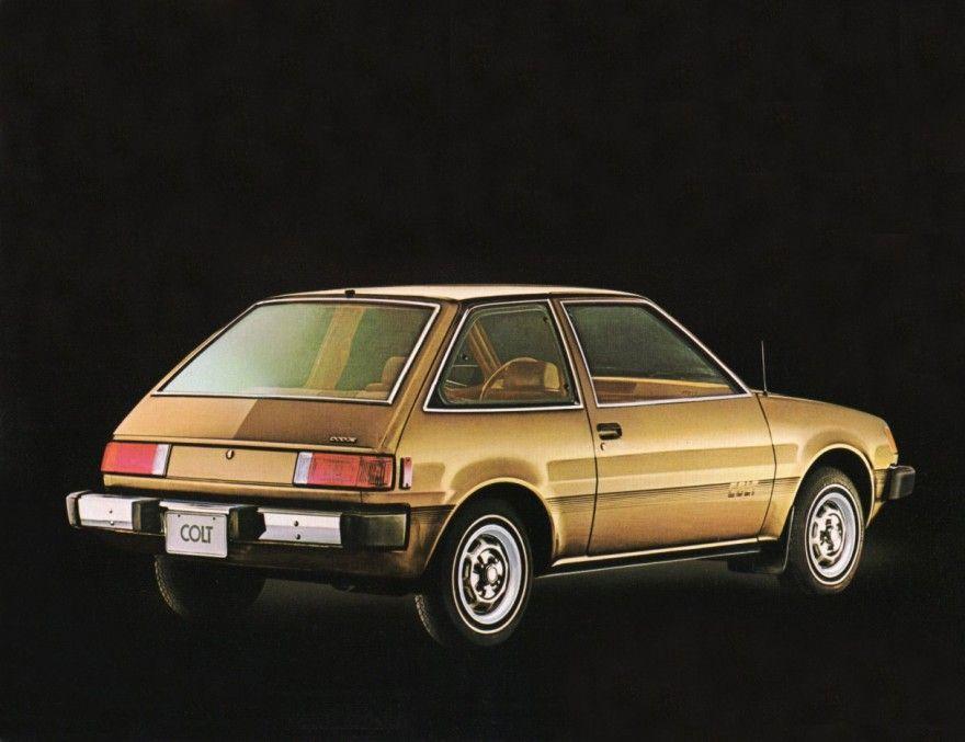 1980 Dodge Colt Custom 1980's CAR Pinterest Dodge