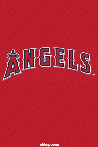Angels Iphone Wallpaper Los Angeles Angels Anaheim Angels Word Mark Logo