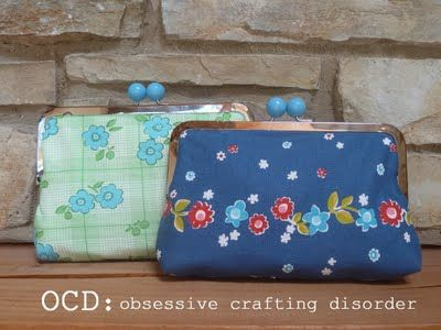 Crafty clutches