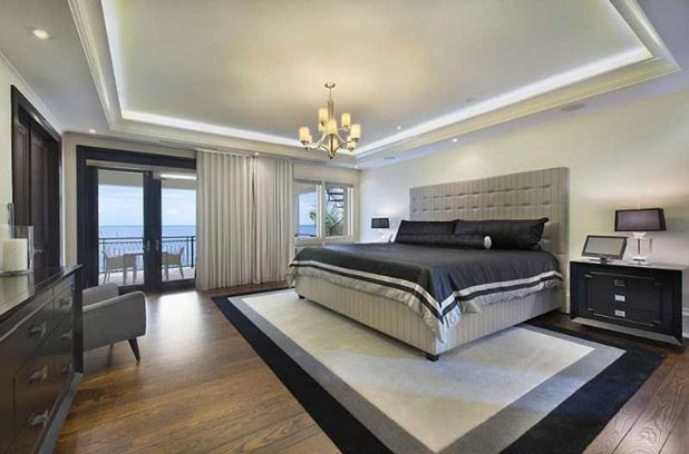LeBron James Miami Mansion - LeBron James Real Estate - House Beautiful