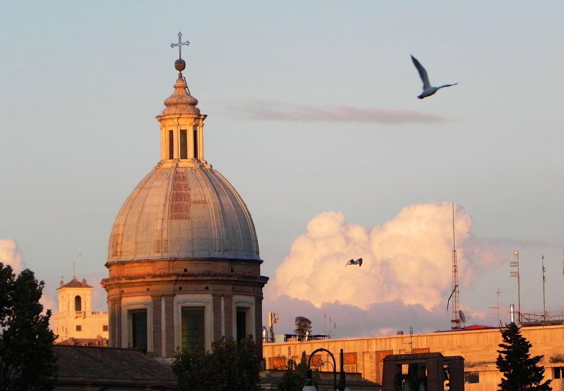 Rome,Twilight