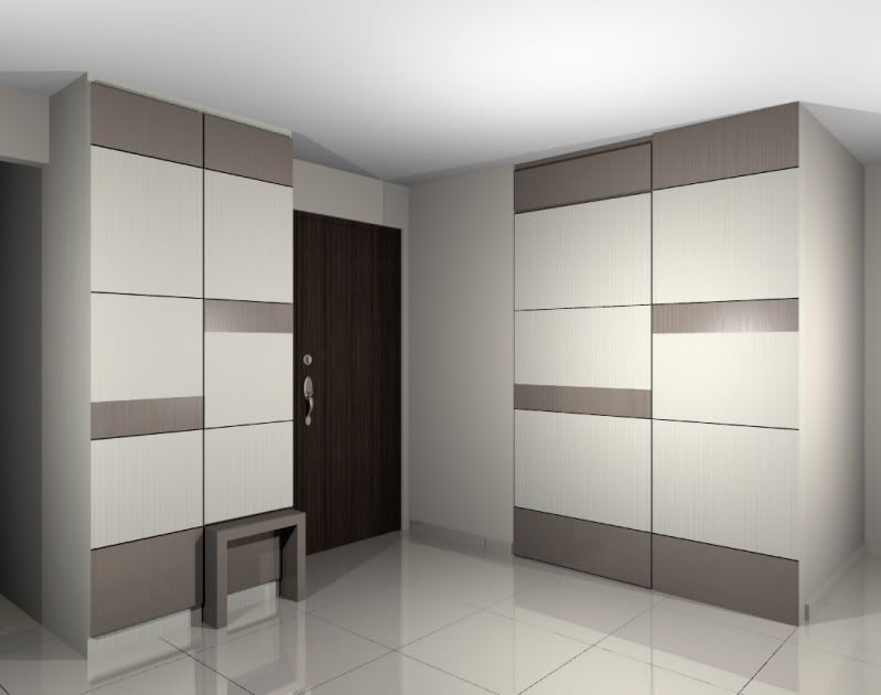 Laminate wardrobe selected pins pinterest wardrobes for Bedroom cabinet designs india