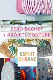 Zero waste 7 sewing projects