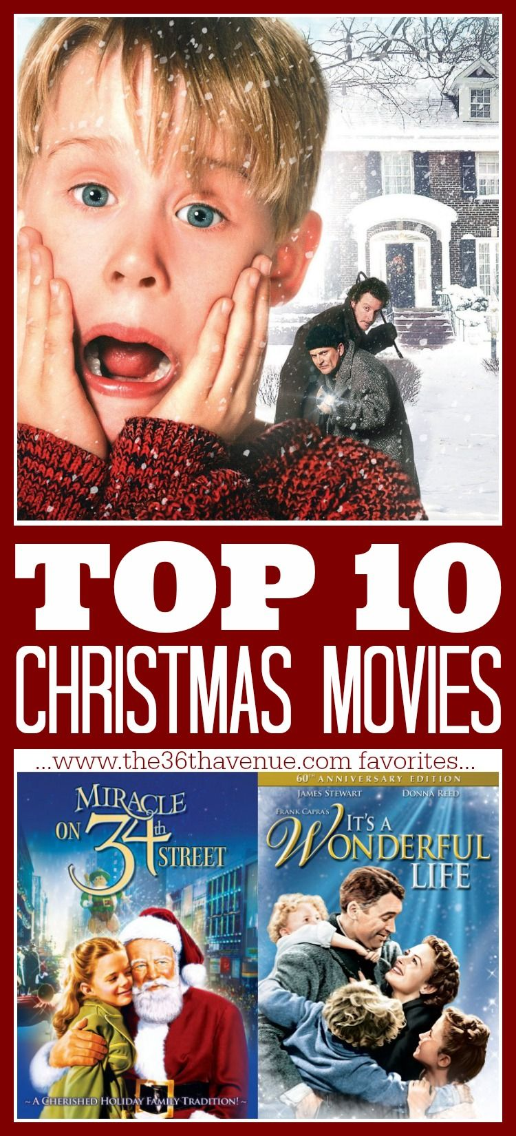 Top 10 Christmas Movies To Watch On Netflix Top 10 Christmas Movies Xmas Movies Christmas Movies