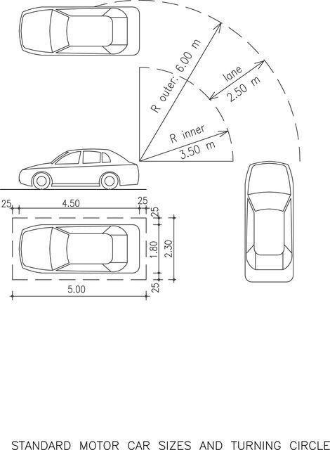 Voirie Circulationy Parking Plan Garage Pour Voiture Design Garage