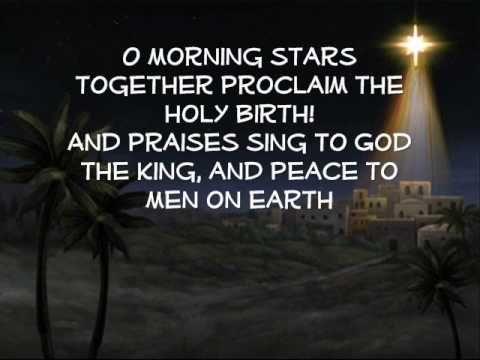 O Little Town Of Bethlehem.wmv - YouTube