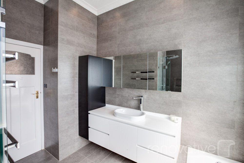 Ormond - Renovative Pty Ltd | Renovations, Bathroom mirror ...