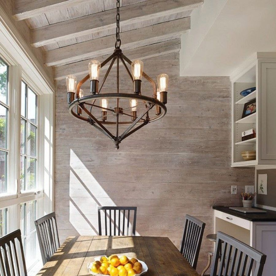10 Easy Rustic Lighting Fixture Ideas To Accent A New Home