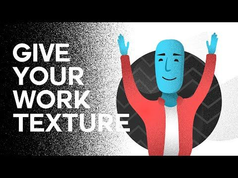 How To Create A Texture In Adobe Illustrator Using Grains And Gradients Highly Effective For A Vin Gradient Illustrator Illustrator Tutorials Texture Gradient