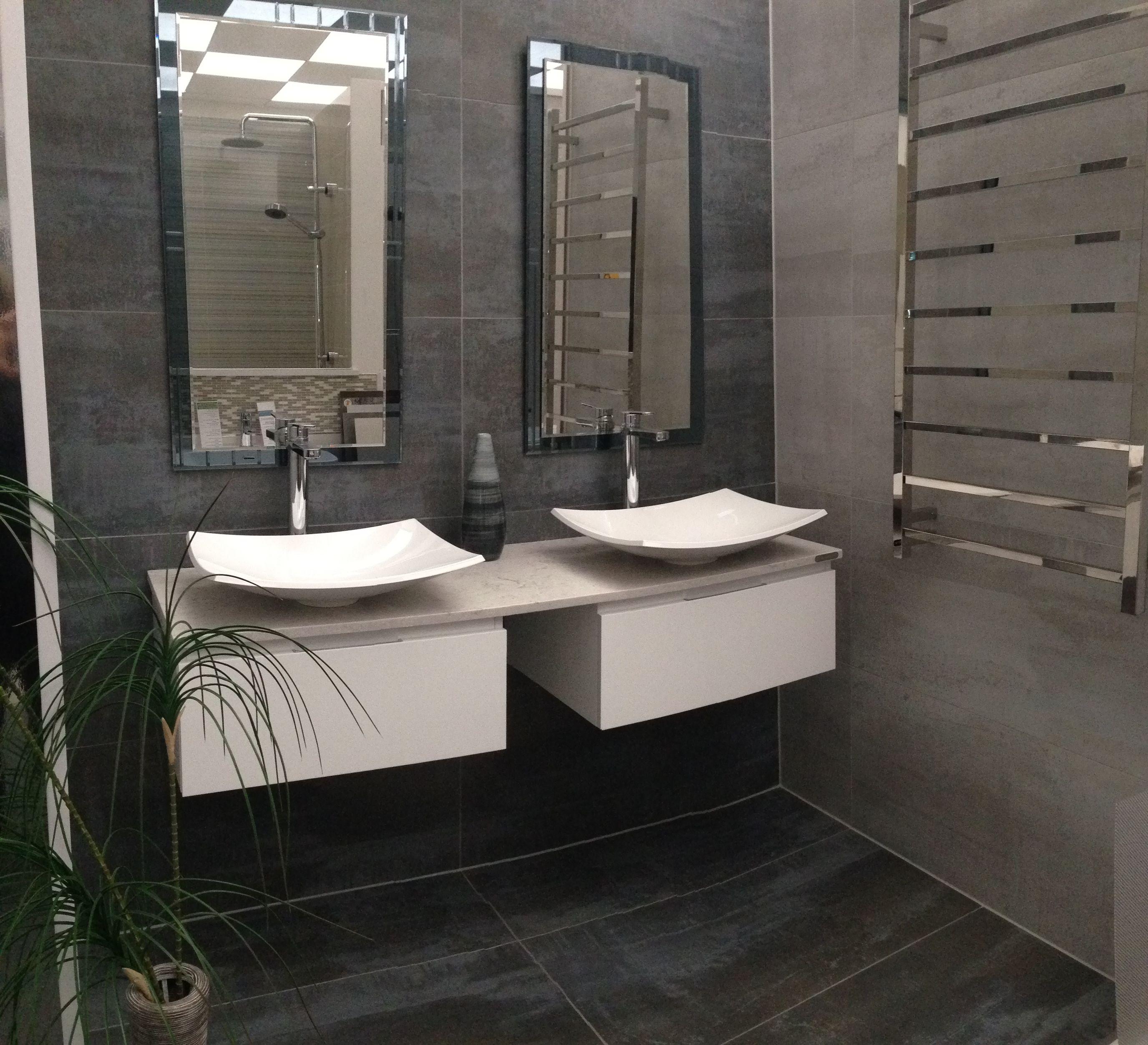 Designer Vanity Units For Bathroom Magnificent Pinnatural Tile On Modern Vanity Units And Basins  Pinterest 2018