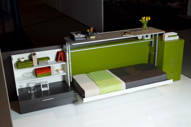 Office Upgrade The Pullout Desk Bed