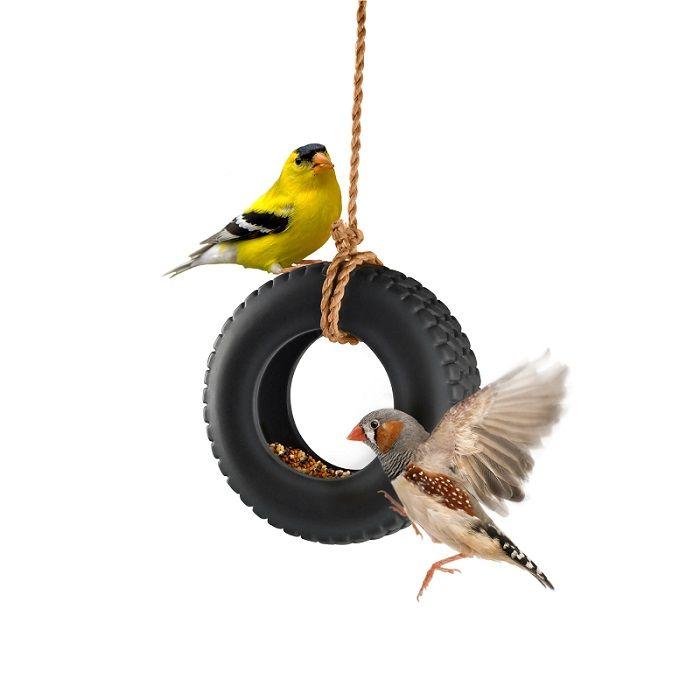 Mini tyre BIRD FEEDER
