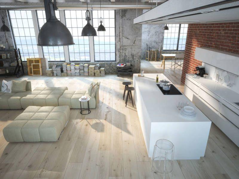arredamento newyorkese   zona living   foto   interior designer ... - Idee Arredamento Zona Living