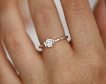 engagement ring Faits main Etsy CA Dream Pinterest