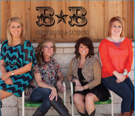 Picture For The Women In Business Ad For Double B Party Barns Catering In Lubbock Texas We Do Weddings Receptions Reun Company Party Party Business Women