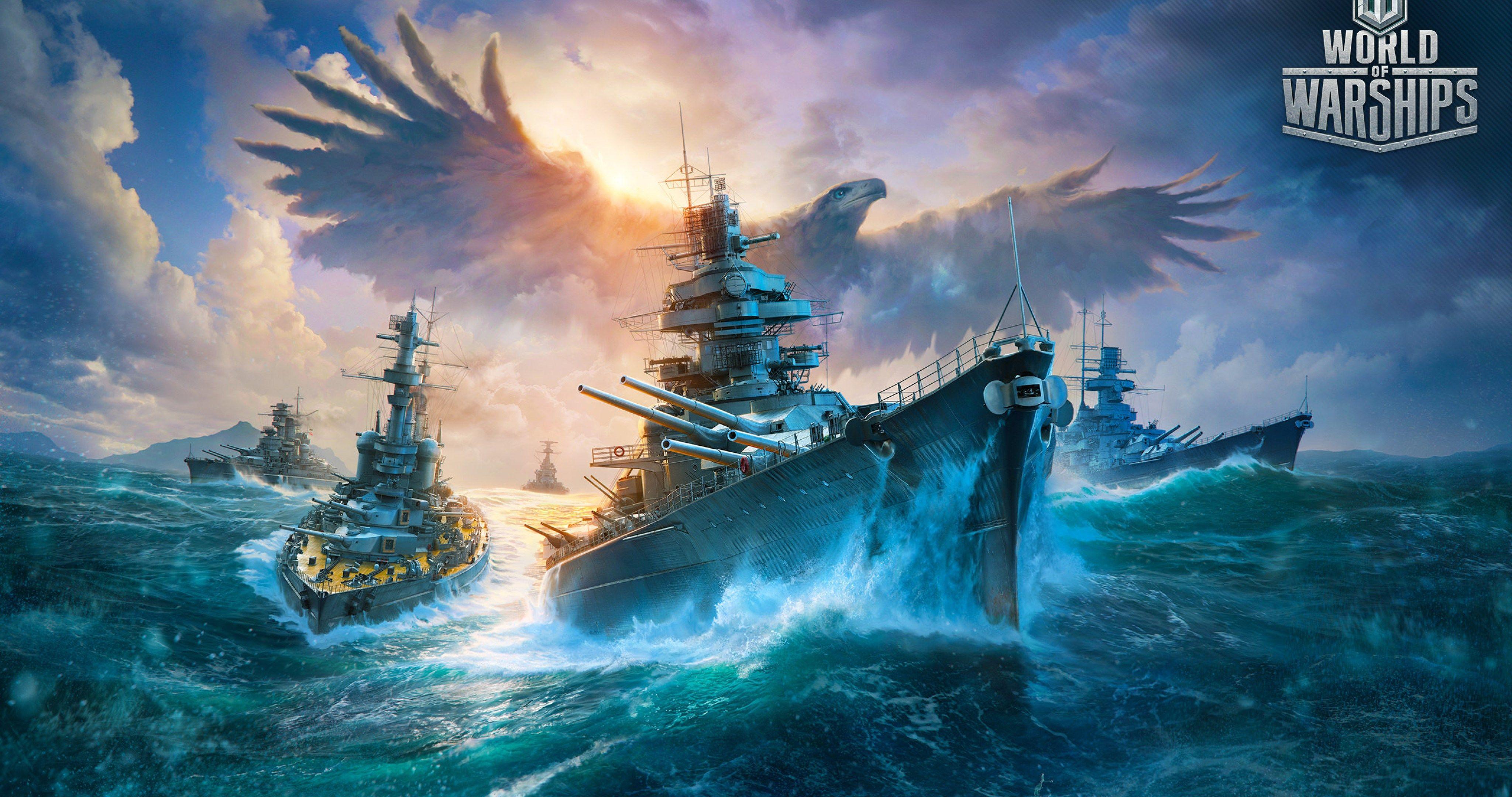 us navy 4k ultra hd wallpaper   ololoshenka in 2019   World of warships wallpaper, Warship games ...