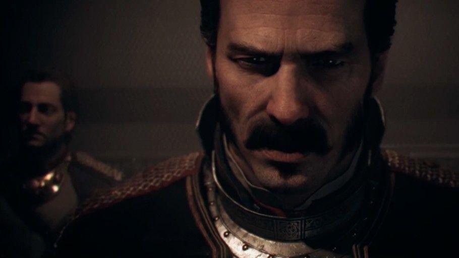 Sir Galahad / The Order 1886 / PlayStation 4  #TheOrder1886 #shooter #Games #videogames #SirGalahad #PlayStation4 #PS4 #ReadyAtDawn #Sony