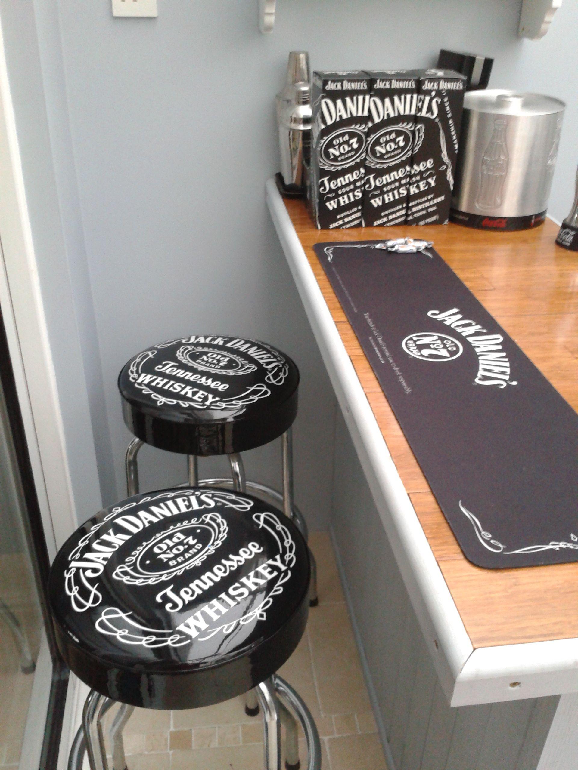 Jack Daniels Bar Stools | All things Jack Daniel\'s | Pinterest ...