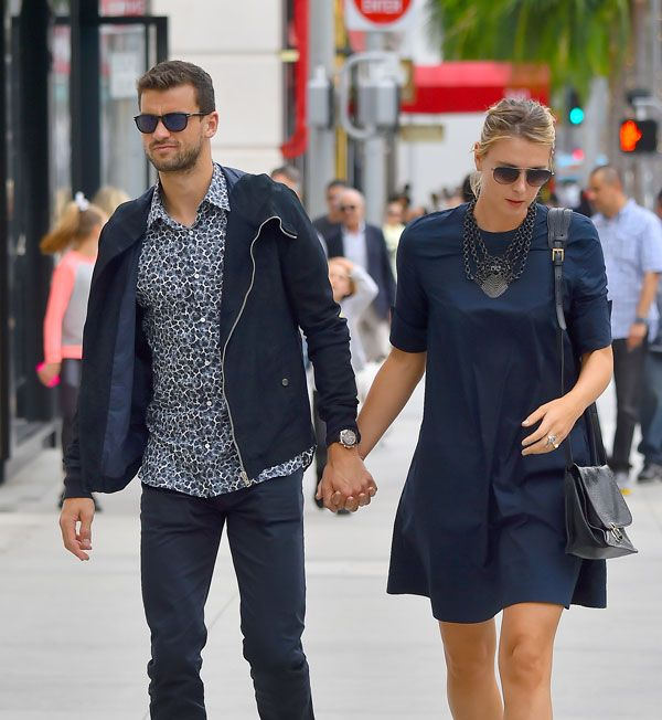 Who is sharapova dating 2014 row cannot be located for updating
