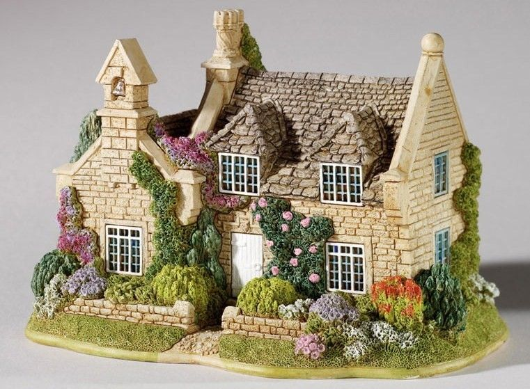 Bell Tower Cottage   Fairy houses, Minecraft cottage ...