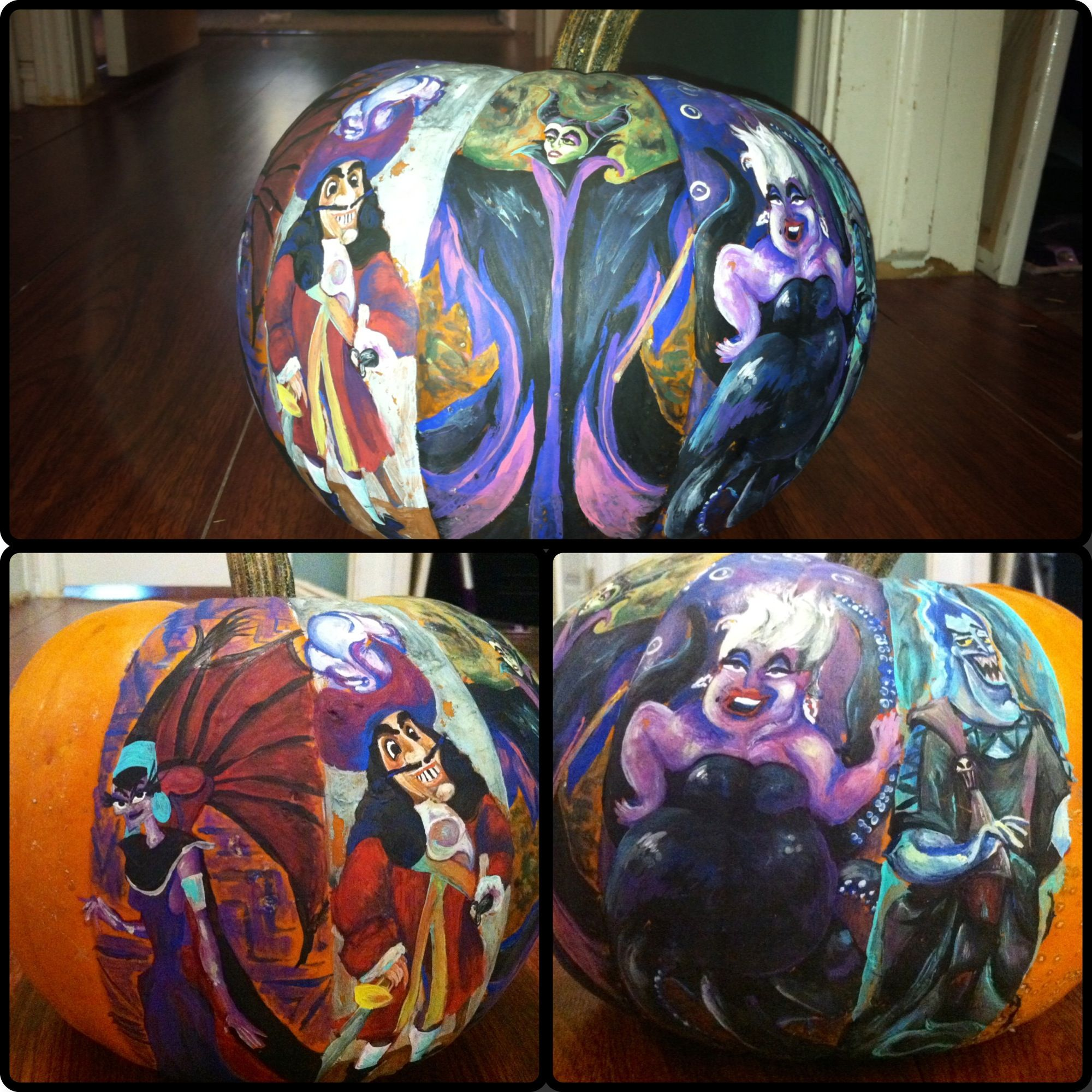 Disney Pixar. UP! Pumpkin carving. Adventure is out there! Acrylic ...