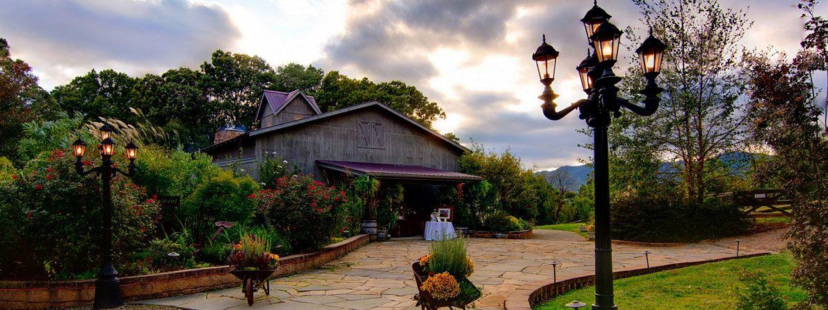 The Farm Asheville Wedding Venue Corporate Events Lodging On Site
