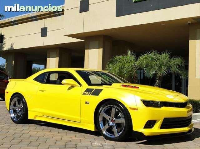 Camaro Chevrolet Pinterest Chevrolet Camaro De Segunda Mano Y