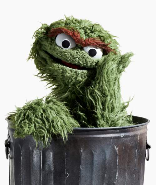 Featured Customer Oscar The Grouch Squarespace Oscar The Grouch Grouch Sesame Street