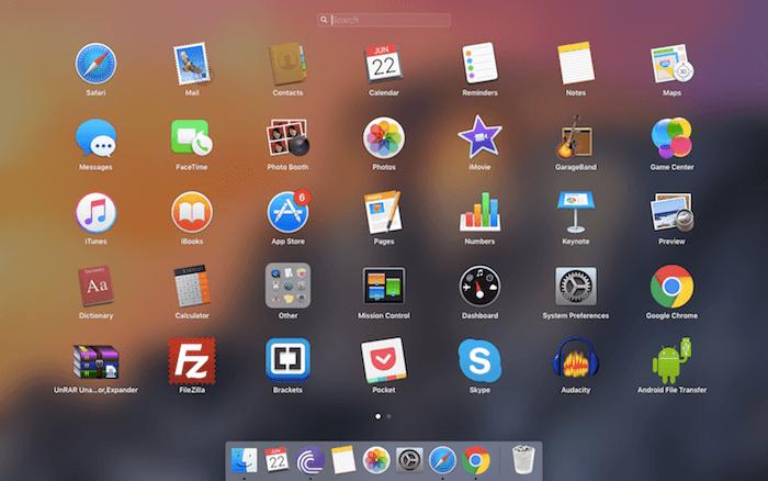 Download XLaunchpad A Beautiful Alternative to Windows