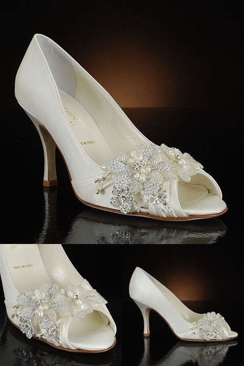 Something Bleu Wedding Shoes