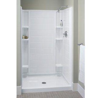 Sterling 71220122 Big Bathrooms Whirlpool Bath Shower