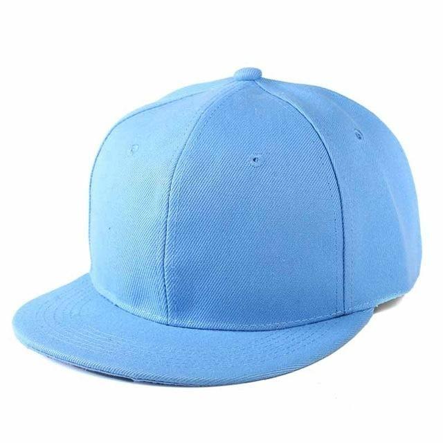 5ba3c11997e86 14 Styles Fashion Girls Men s New Women s Baseball Caps Hip Hop Fine White  face Black Women Adjustable Cotton Solid Color
