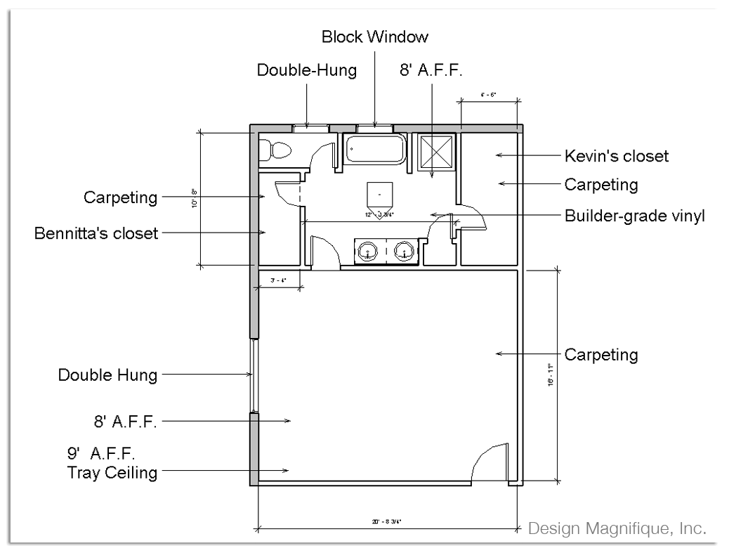Master Bedroom Floor Plans With Related Master Bedroom