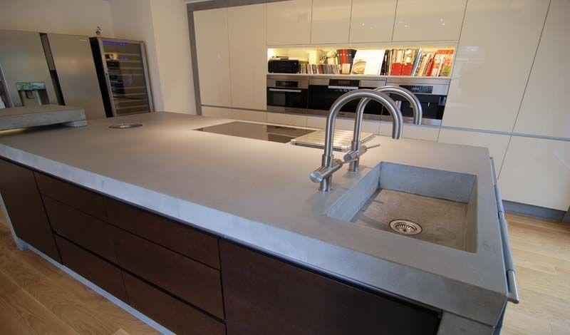 material raum form    Beton Küchenarbeitsplatte browse - k chenarbeitsplatten aus beton
