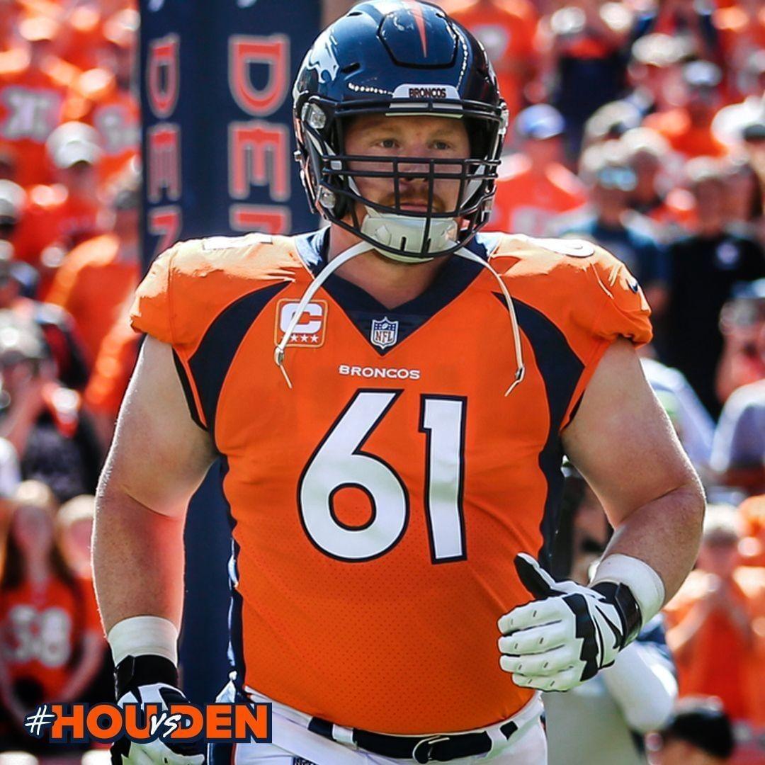 "Denver Broncos on Instagram ""Captain Matt Paradis"