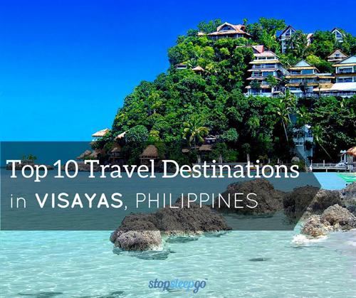 top 10 travel destinations visayas ph let s time travel