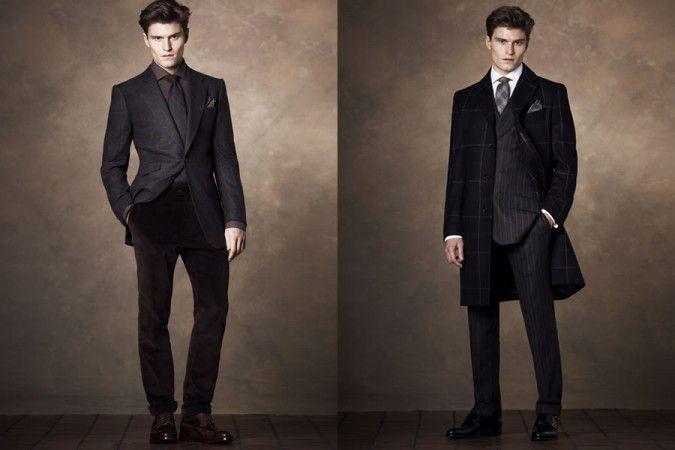 Marks & Spencer Best Of British Autumn/Winter 2014 Men's Lookbook | FashionBeans.com