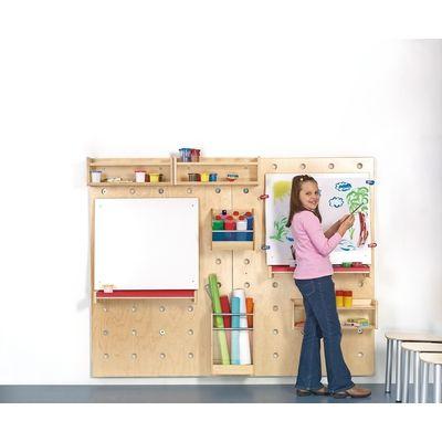 Kreativ wand lochplatten einh ngeelemente trennw nde for Raumgestaltung regeln