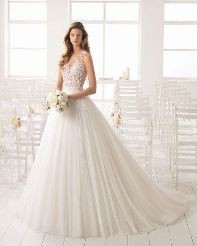 vestido de novia aire barcelona | la moda me enamora | pinterest