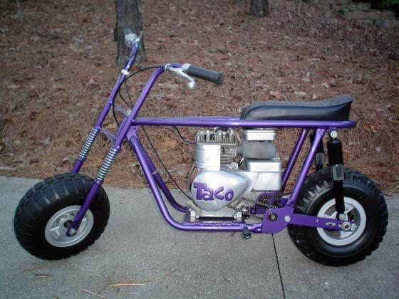 Mini Bike Shocks : Image result for suspension mini bike bikes
