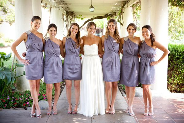 Bridesmaid S Dresses From Banana Republic Wedding Gown J Crew Photography By Birdsofafeatherphoto